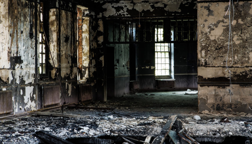 Commercial Fire Damage Claims