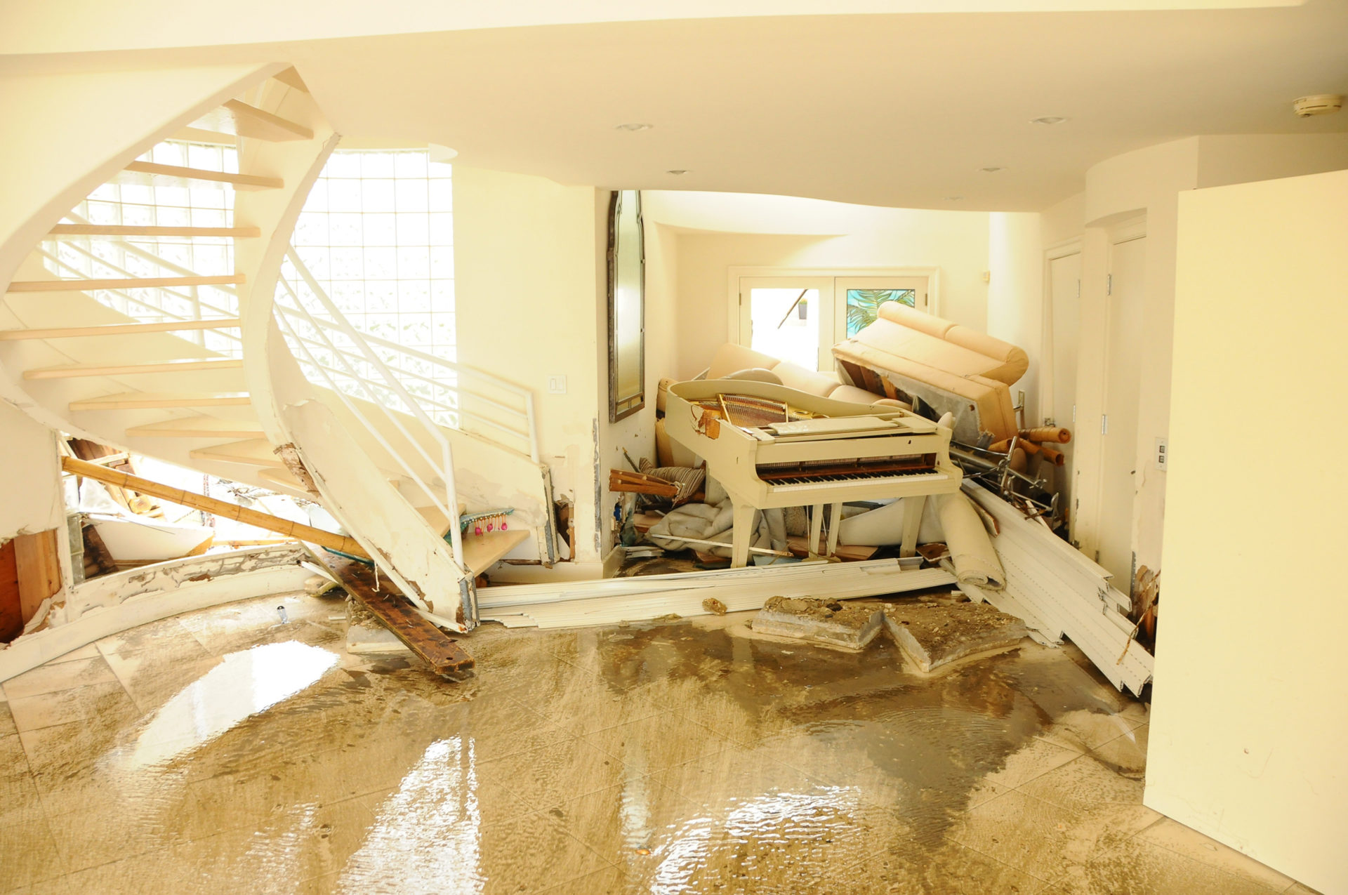 Flood Damage Miami