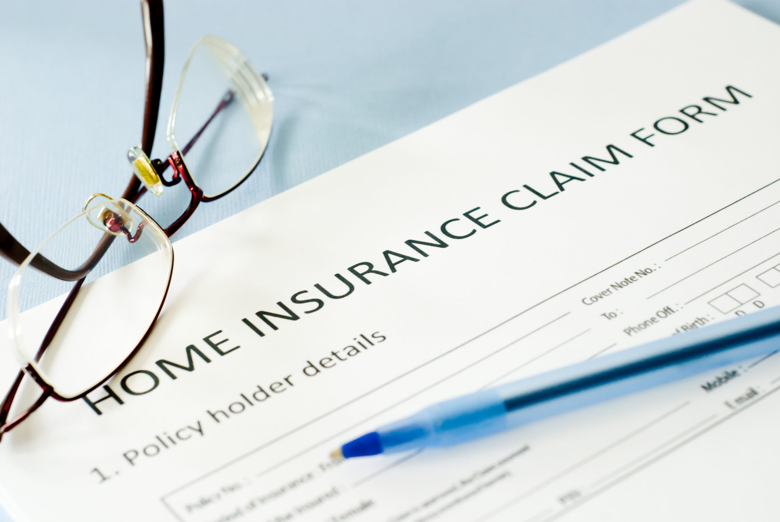 insurance claims, property insurance, public adjuster, insurance mistakes